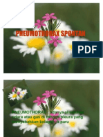 Pneumothorax Spontan (2)