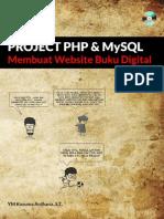 Project PHP Membuat Situs eBook PREVIEW