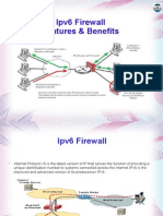 Features & Benifits of IPV6 Firewall
