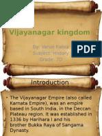 Vijayanagar Kingdom