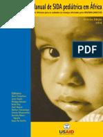 Manual de SIDA pediátrica em África