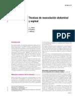 Tecnicas de Musculacion Abdominal Y Espinal