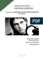 EVEN in HIS YOUTH (INCLUSO en SU JUVENTUD), Analisis Psicobiografico de Kurt Cobain a Través de Su Música