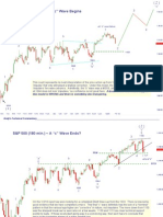 S&P 500 Update 16 Jan 10