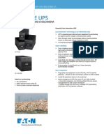 Eaton 5E Datasheet LD