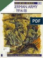 Osprey#ELI 078#WW1 Trench Warfare (1) 1914-1916 | Trench