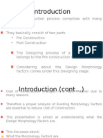 Building Mophology