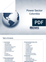 Colombia Power Sector Report