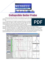 Collapsible Probe