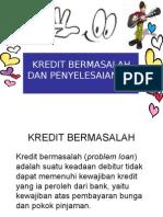 Kredit Bermasalah Dan Penyelesaiannya