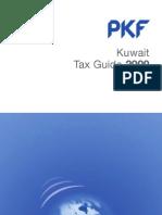Kuwait Tax Guide 2009