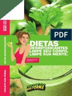Dietas Desintoxicantes