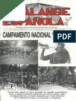 Falange Española Nº 9. Junio 1988.