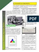 22 Impresión en Laboratorio
