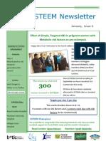 ESTEEM January Newsletter