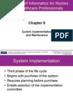 Lec 7 System Implementation
