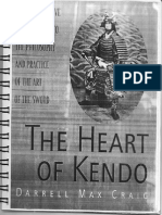 The Heart of Kendo - Darrell Max Craig