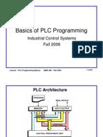 PLC Program & Basics
