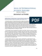 Davutoglu Strategic Depth Journal of International Security Affairs_385