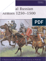 #367 Medieval Russian Armies 1250-1500 (2002)