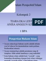 Hukum Dalam Persperktif Islam