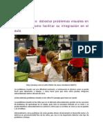 Detectar Problemas Visuales en Los Niños