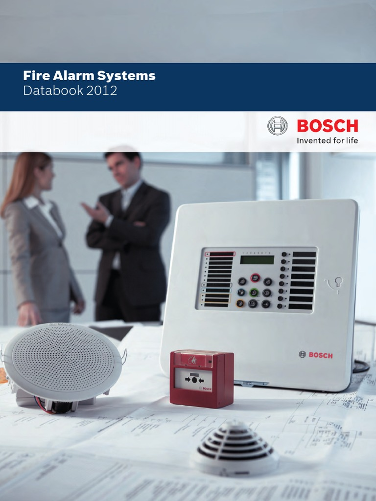 Elegant Superior Bosch Fire Alarm Systems Catalog 2012 | Security Alarm | Equipment