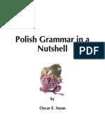Polish Grammar in a Nutshell