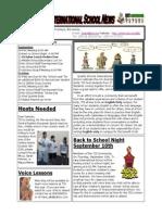 TIS News 09-04-09