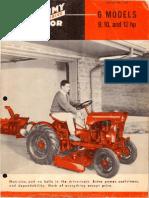 1965 Sales Brochure