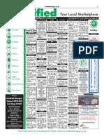 SWA Classified Adverts 200115
