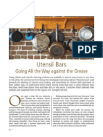 Comparison of Utensil Bars