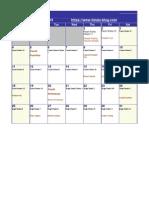 Marathi Calendar 2015 With Tithi