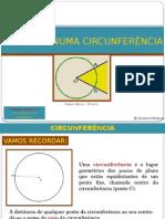 Angulos e circunferencia - 9º ano