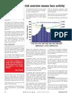 E&P Cos Risk Aversion Means Less Activity