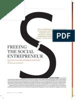 Freeing the Social Entrepreneur