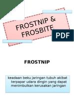 Frostbite & Frostnip
