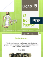AULA 5 O Bom Pastor - Central Gospel
