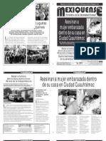 Diario El mexiquense 20 enero 2015