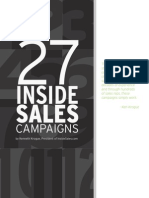 Inside Sales Campaigns