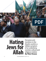 Hating Jews for Allah