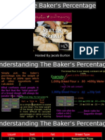 Baker's Percentage Powerpoint Presentation