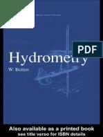 Hydrmetry