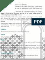 Cursos Lengua Árabe 2015