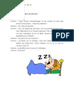 Textes de Français - La Famille Et La Maison