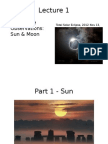 01 Naked-eye Observations of Sun & Moon