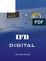 Ifb Washer