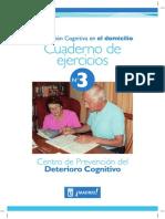 Actividades estimulación cognitiva adultos