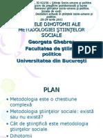 Program POSDRU, ID 62259 _ Ştiinţe Socio-umane