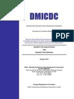 DMIC Tender